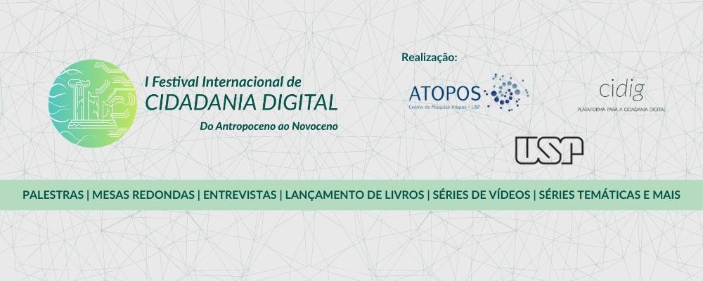 I Festival de Cidadania Digital – Novembro de 2020